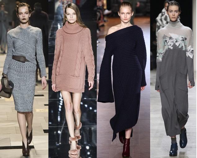 Как выглядеть зимой модно и при этом «быть в тепле»