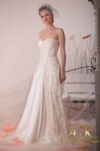 Пошив свадебного платья в Москве