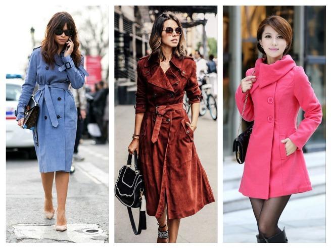 Выбираем пальто в зависимости от типа фигуры