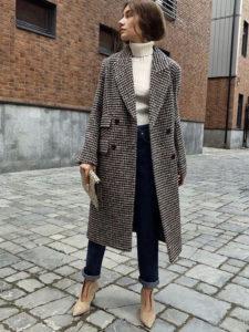 Стильные пальто весна 2019